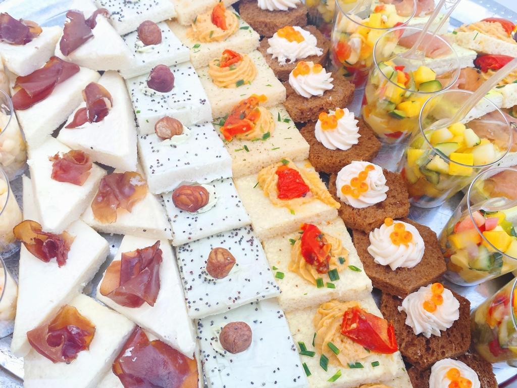 Top Cocktail mariage à Besançon par le traiteur Thierry Garny WP96