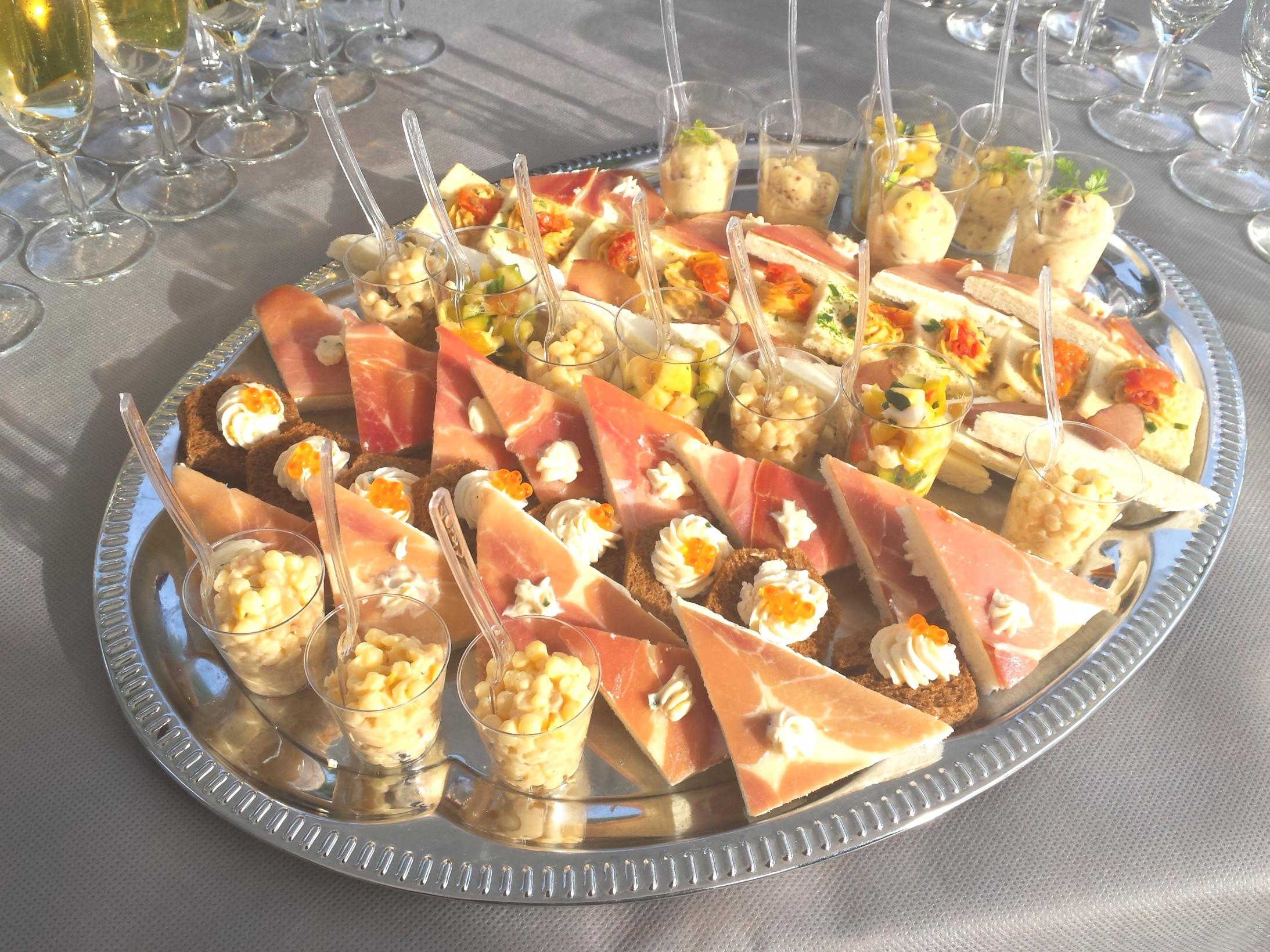 Fabulous Cocktail mariage à Besançon par le traiteur Thierry Garny EK58